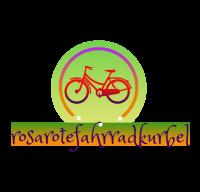 rosarotefahrradkurbel